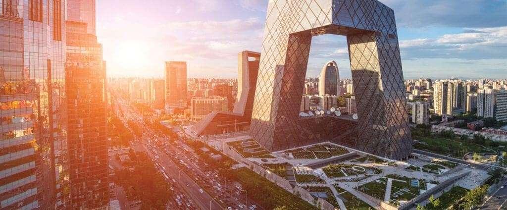 Chinese Cities