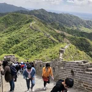 Best places to visit while working in China